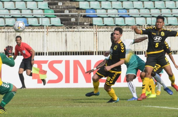 Group F: Yangon United 1-3 Tampines Rovers FC