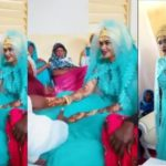 VIDEO: 73-year-old wealthy politician marries 25-year-old woman in lavish wedding