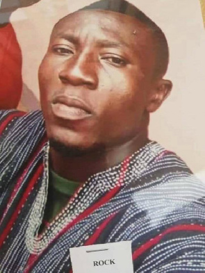 My mum collapsed when she heard I have been declared wanted - NDC shooting suspect