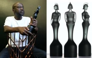 Ghanaian British Architect David Adjaye designed the 2019 Brit Awards Statue