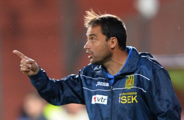 Luis Sierra replaces Bilic at Al Ittihad