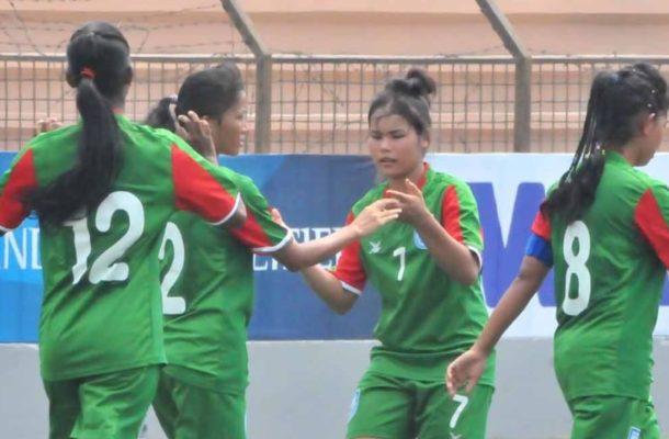 Flying start for Bangladesh