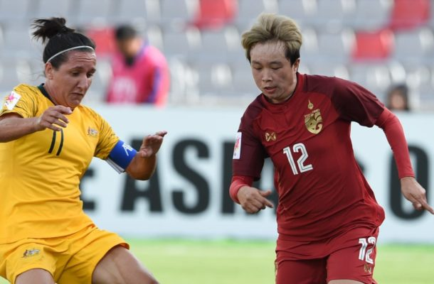 Thailand impress in opening Cyprus Cup tie