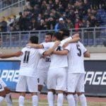 Preliminary Stage 2: AGMK FC 4-2 FC Istiklol