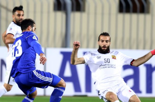 Group A: Al Jaish 1-1 Hilal Alquds Club