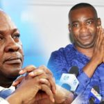 Get a psychiatrist — Wontumi slams Mahama over 'boot for boot' comment