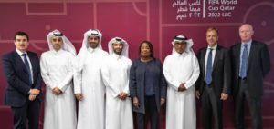 FIFA and Qatar announce joint venture to deliver 2022 FIFA World Cup