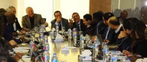 CAF, LOC, Partners discuss AFCON preparations