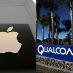 iPhone maker Apple dodges one import ban in Qualcomm fight, faces another