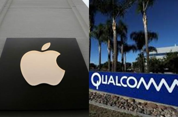 iPhone maker Apple dodges one import ban in Qualcomm fight, facesanother