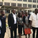 NDC recruits top lawyers including ex Attorney General over leaked tape