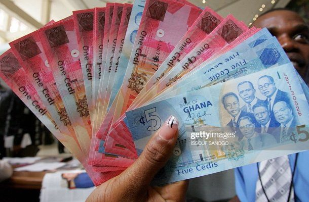 Take-off the wig, let's save the cedi