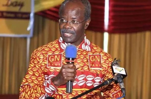 'Why' – Nduom writes