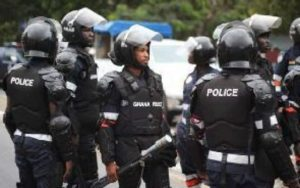 The 'cold-hearted beastly' Ghana police and the 'civilian uprising'