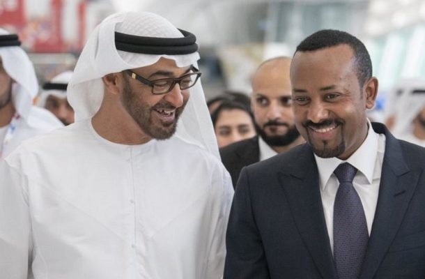 Ethiopia PM visits UAE, meets Crown Prince for bilateral talks