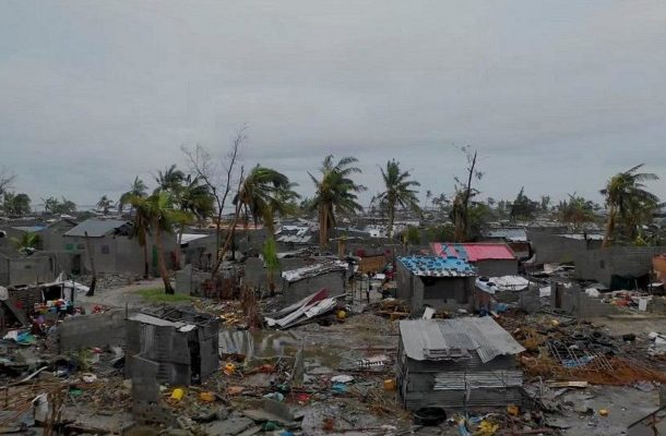 Mozambique: Cholera cases reported in cyclone-hit areas