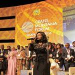 Crans Montana Forum focuses on women's leadership