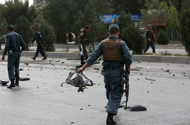 IED Explosion in Kabul Kills One, Wounds Another - Report