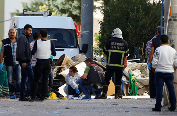 8 Daesh Members Get Life Sentences in Turkey Over Gaziantep Bombing - Reports