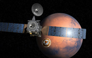 ESA/Roscosmos Spacecraft Sends Its First PHOTOS of Mars Surface