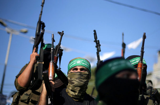 Hamas Vows to 'Take Measures' Against Perpetrators of Tel Aviv Rocket Fire