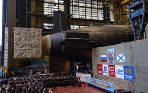 Two Nuclear Submarines to Join Russian Fleet in 2019 (PHOTO, VIDEO)