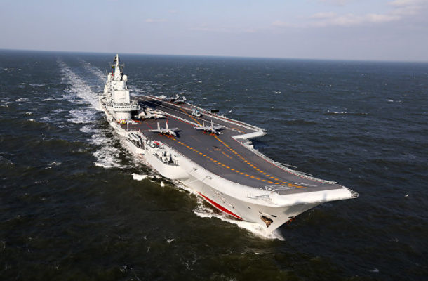 China's Third Aircraft Carrier Could Set Sail Sometime in 2023 (PHOTOS)