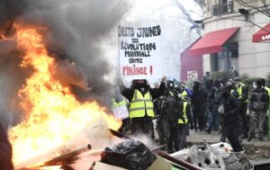 18th Weekend of Yellow Vests Protests in Paris (VIDEO)