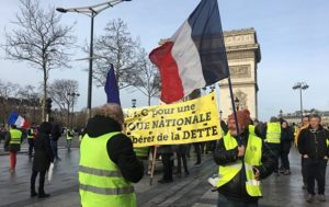 French Unions Call For Strike in Solidarity With Yellow Vests (VIDEO)