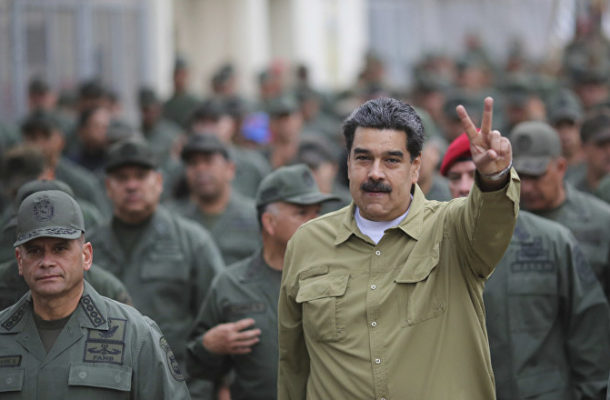 US Officials Met Maduro's Attempted Murder Organisers After Incident - Reports