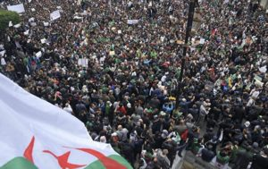 Over 70 Protesters Reportedly Detained, 11 Policemen Injured in Algeria (VIDEOS)