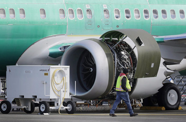 Boeing Suspends 737 MAX Delivery to Customers, Production Continues - Statement