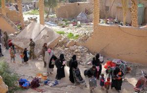 Suspected Daesh Jihadists Dress Up as Women to Flee Last Pocket in Syria (VIDEO)