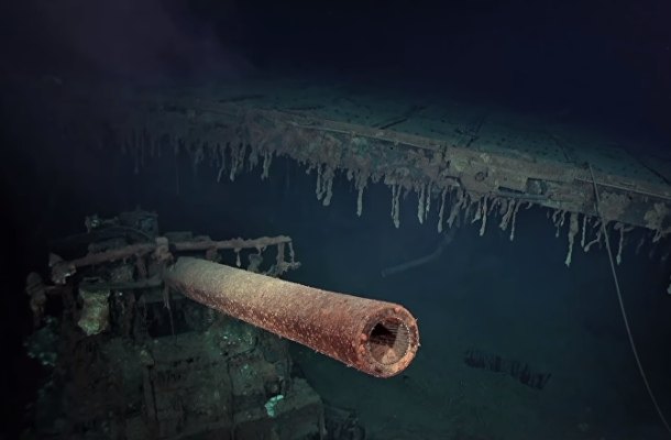 Explorers Find Remains of USS Wasp Carrier Sunk During World War II (VIDEO)