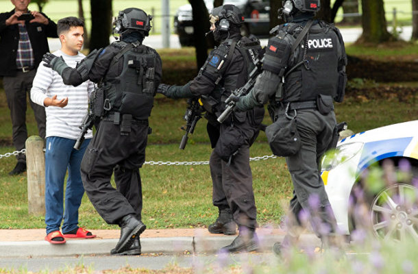 LIVE UPDATES: Four in Custody After Shootings at 2 New Zealand Mosques