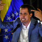 WATCH People Attack Car of Venezuela's Self-Proclaimed President Guaido