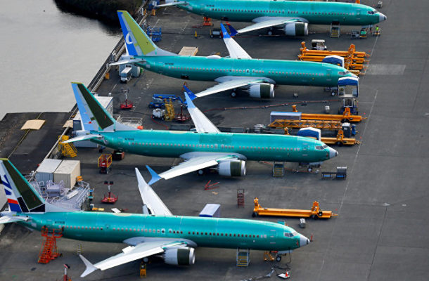 Boeing 737 MAX Did Not Require New Flight Training - FAA Certification Board