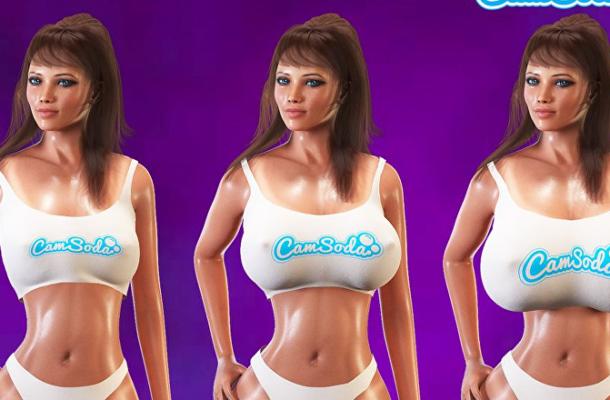 Live Porn Site Unveils 3D Customizable Avatars for Pixelated Performances