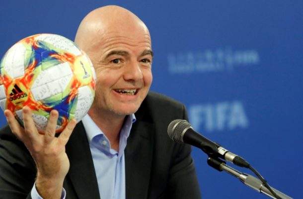 FIFA to explore expanding 2022 World Cup from 32 to 48 teams