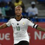 Andre Ayew seeks to motivate Black Stars for massive win over Kenya