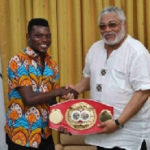 Don't smoke, drink, womanize - Rawlings to Richard Commey