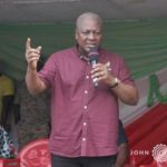 Mahama speaks on Ofosu Ampofo's leaked tape