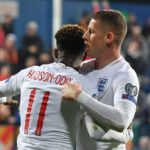Hudson-Odoi hailed by Chelsea team-mate after full England debut