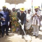 Eni, gov't launch Okuafo Pa project
