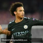 MANCHESTER CITY about to sign SANE on new long-term and salary raise
