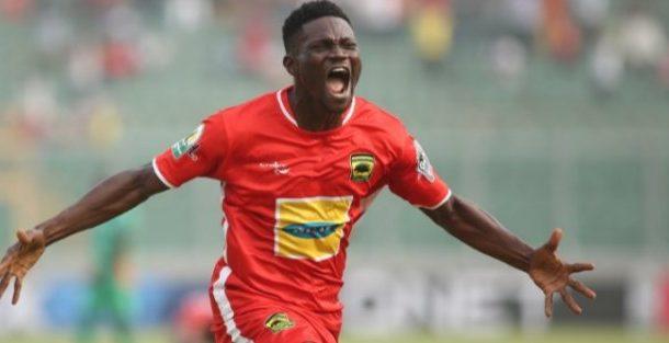 Asante Kotoko trio named in Ghana squad for Kenya AFCON qualifier