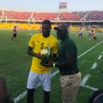 Ghana star Thomas Partey receives Africa Best XI award