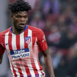 Inter Milan join Man City in pursuit of Atlético Madrid midfielder Thomas Partey