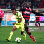 Clifford Aboagye plays full throttle in Atlas FC defeat to Tijuana
