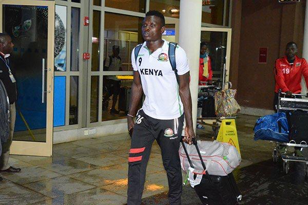 Kenya goalkeeper apologizes for howler against Ghana